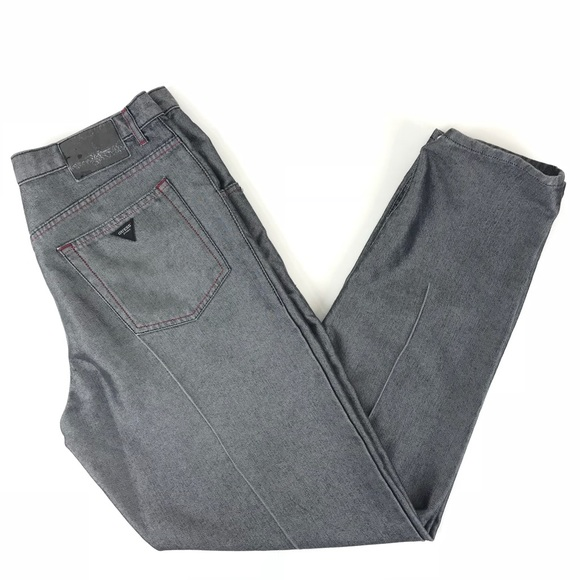 b082563ec26 Guess Other - VTG Guess Mens 075 Pascal Fit Metal Gray Jeans 34